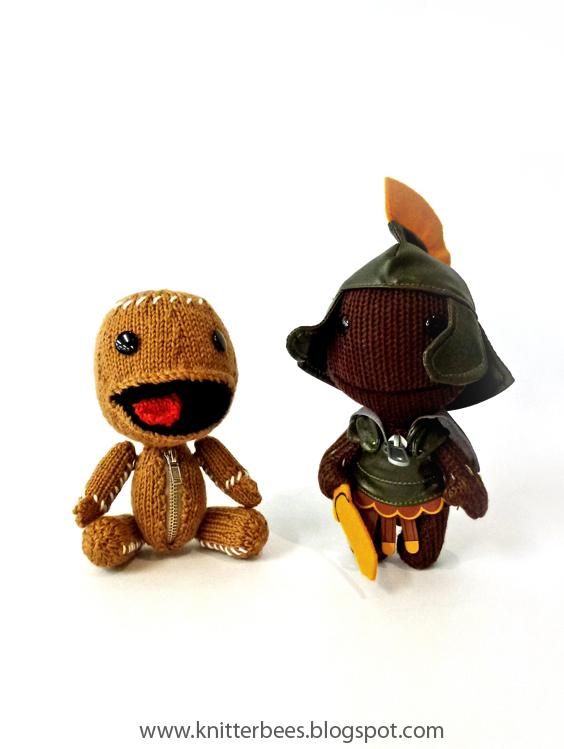 knitterbees: Little Big Planet Sackboy