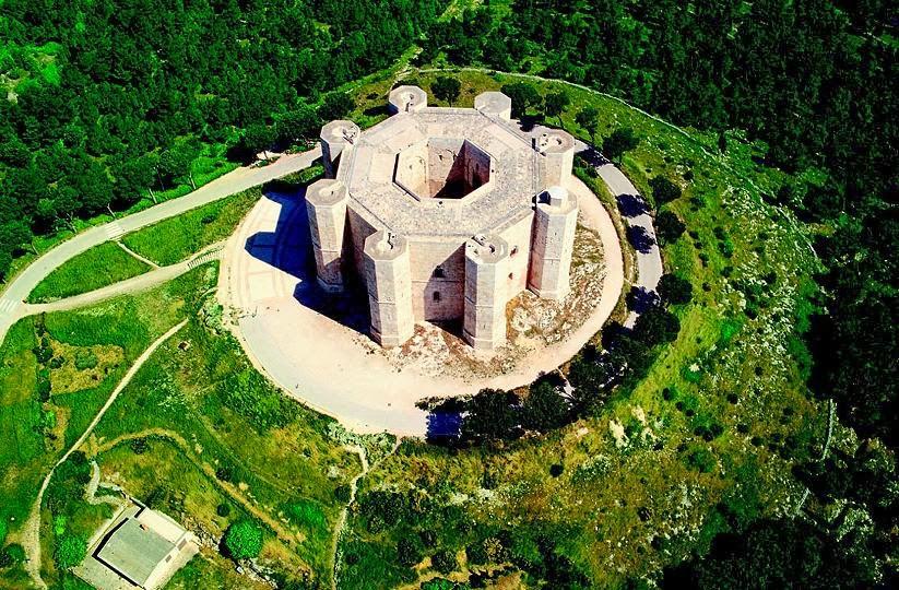замок италии