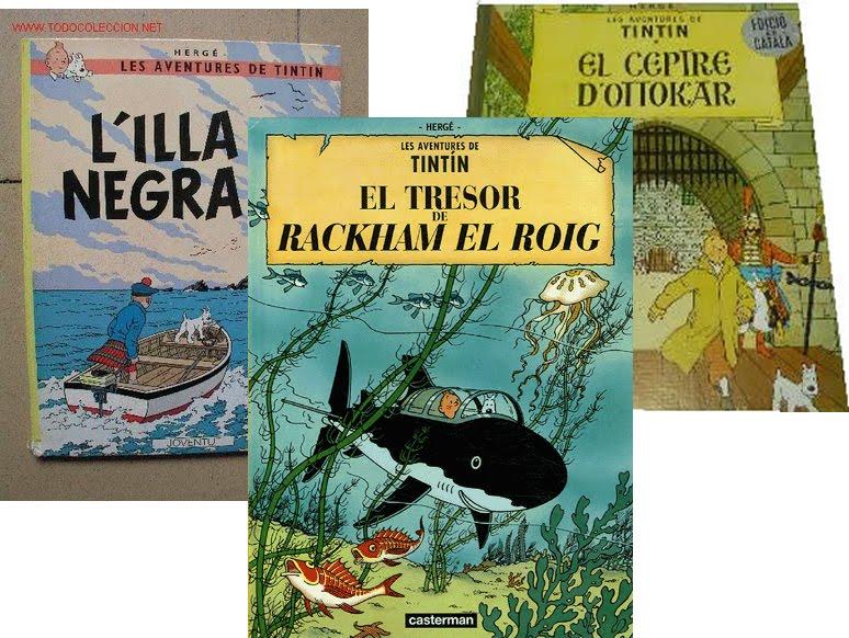 les aventures de tintin catala pdf