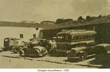 GARAGEM DA PREFEITURA 1929