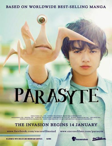 Ver Parasyte: Part 1 (Kiseijû) (2014) Online