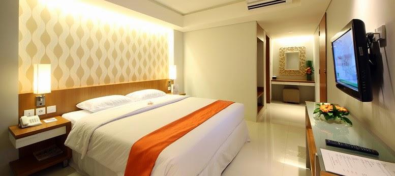 Desain kamar tidur hotel 3