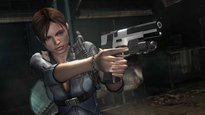Resident Evil Revelations Shotgun