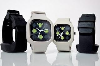 Google lanza sus nuevos relojes