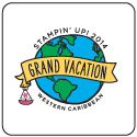 I earned the 2013 Grand Vacation - THANK YOU!