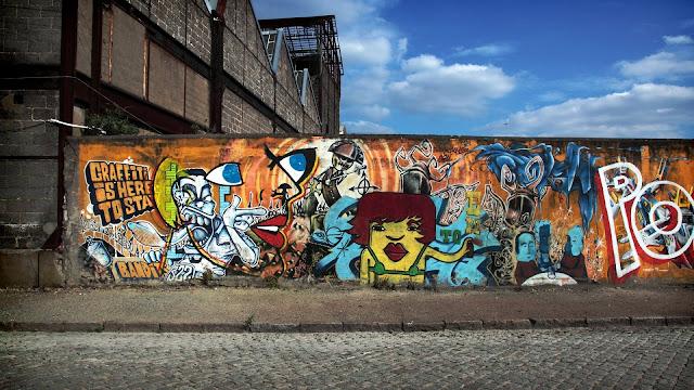 Graffitis Wall HD Wallpaper