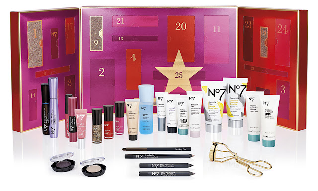 No7 25 Days of Beauty Wonders Advent Calendar 2015