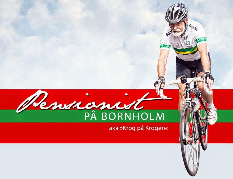Pensionist på Bornholm
