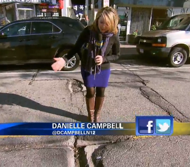 The appreciation of booted news women blog danielle campbell is on