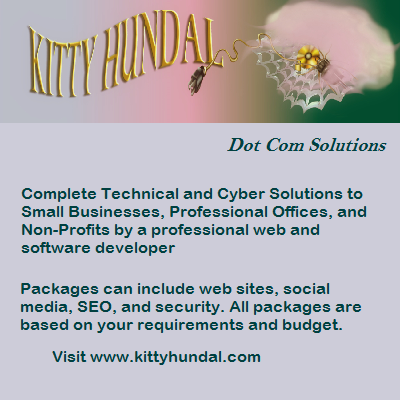 Kitty Hundal Dot Com Solutions