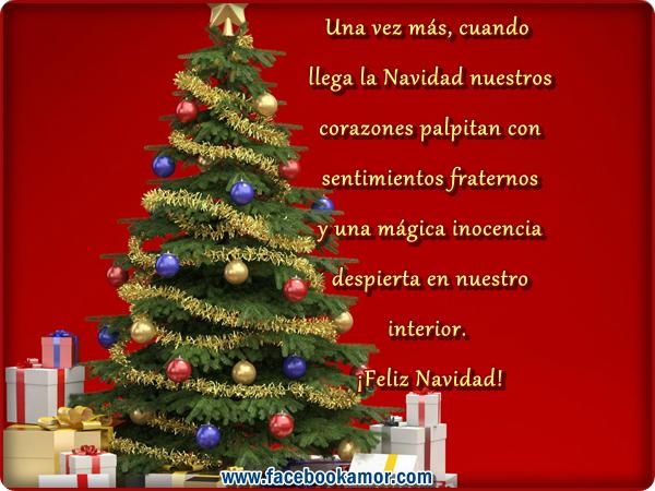 carteles de navidad con lindos mensajes