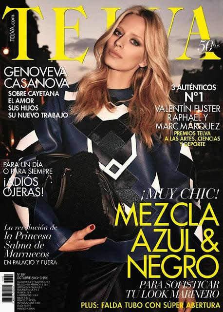 Revista Telva octubre 2013