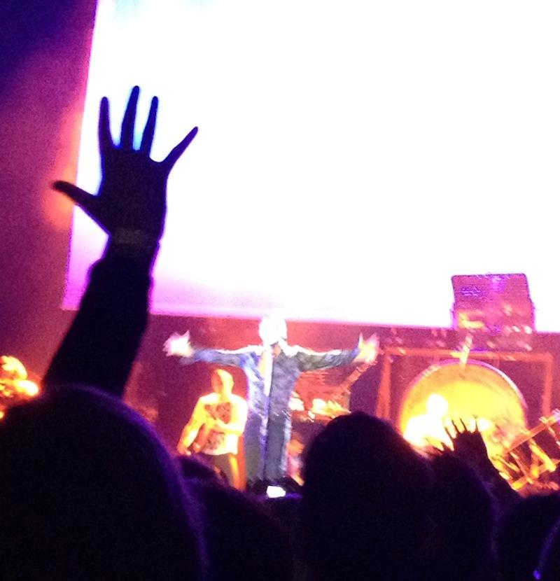 Morrissey Manchester 2012
