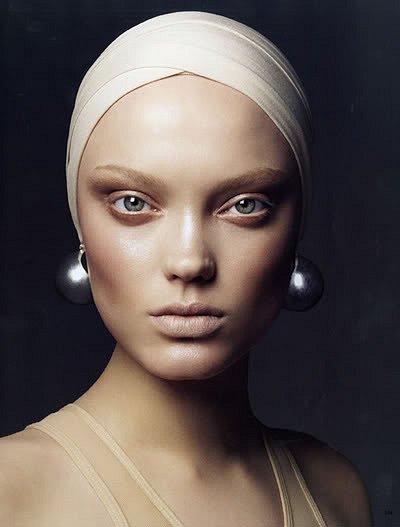 Оригинальный макияж