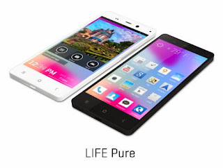 BLU Introduces a 5-Inch Full HD Life Pure Smartphone