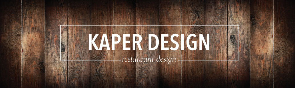 Kaper Design; Restaurant &amp; Hospitality Design Inspiration