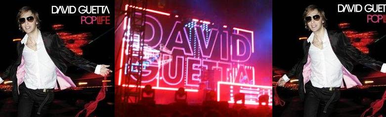 David guetta concert !