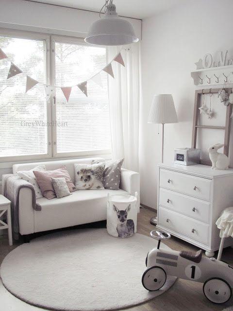 Ideas habitaciones de beb colgadadeunapercha - Ideas habitaciones bebe ...
