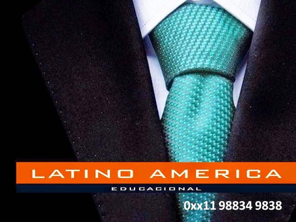 LATINO AMÉRICA EDUCACIONAL