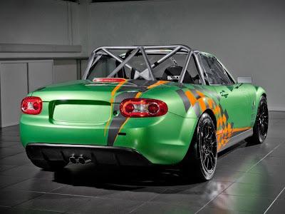 2011 Mazda MX-5 GT Race Car