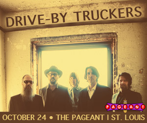 DRIVE-BY TRUCKERS AT THE PAGEANT ON OCTOBER 24