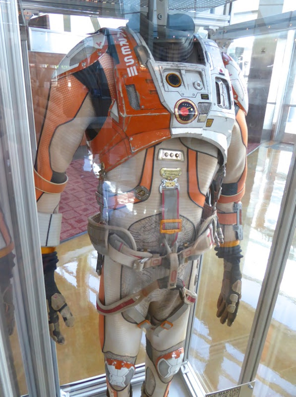 Mars surface suit costume The Martian