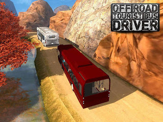 Screenshots of the Off road tourist bus driver for Android tablet, phone.