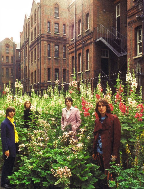 vintage everyday: Beatles Mad Day Out
