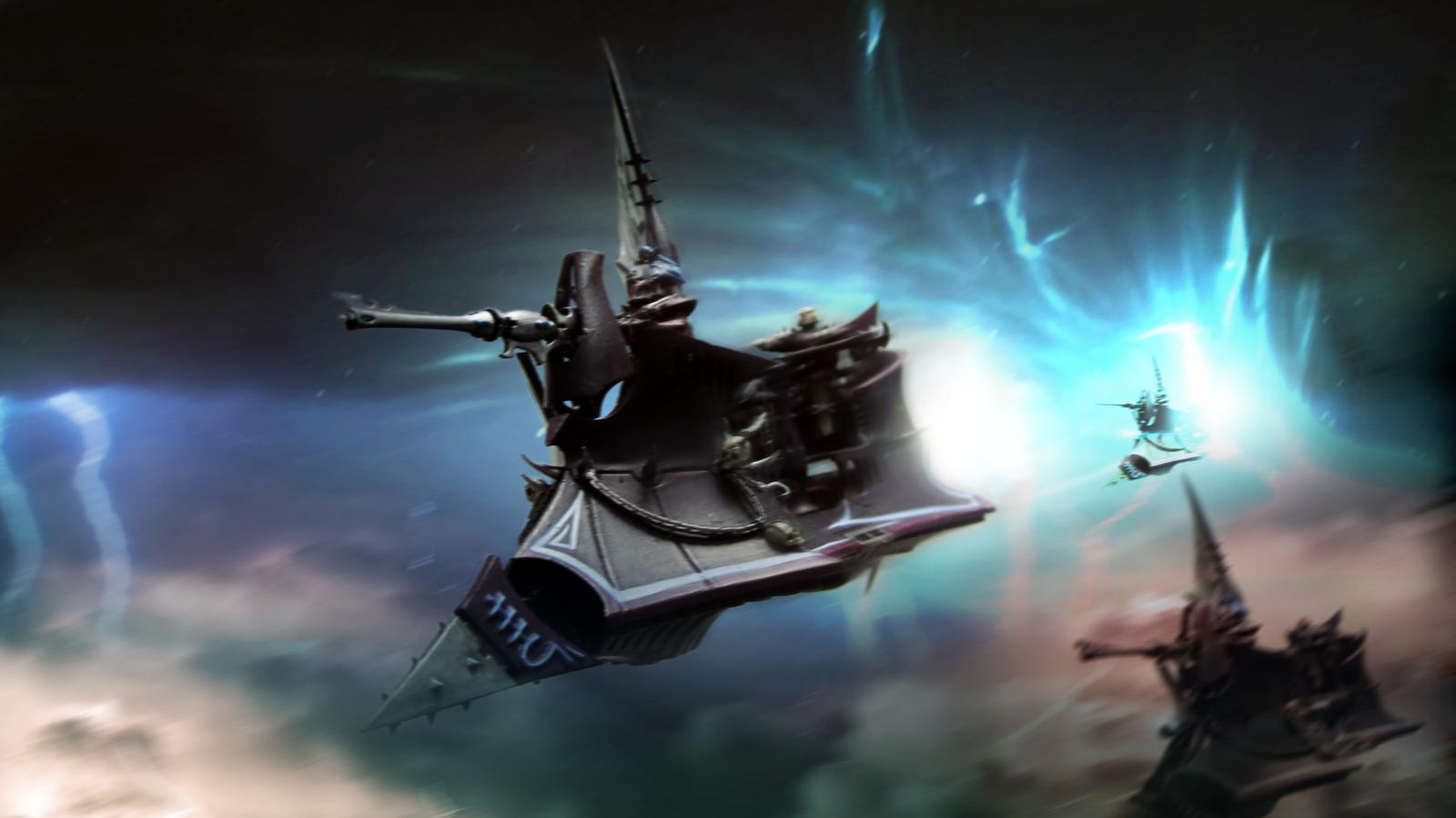 Warhammer 40k - Magazine cover