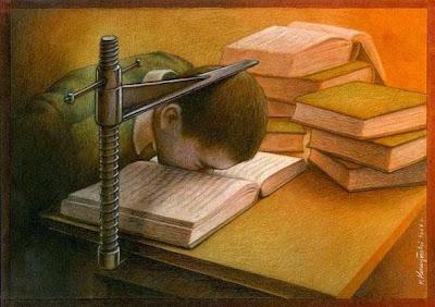 Consejos para lograr ser persuasivo: Ejemplos de las ilustraciones de Pawel Kuczynski