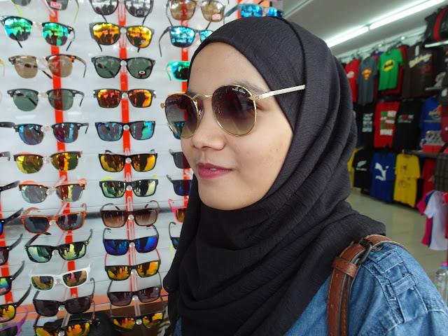 kacamata aksesories wajah