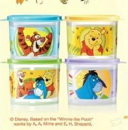 Disney Winnie& Pooh 4 biji-RM90 only!
