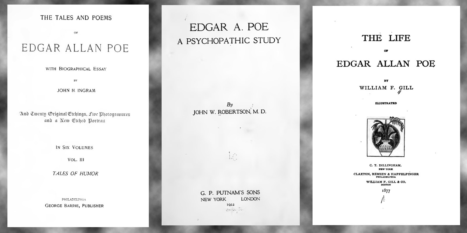 poe essay on poetry Free edgar allan poe papers, essays, and research papers.