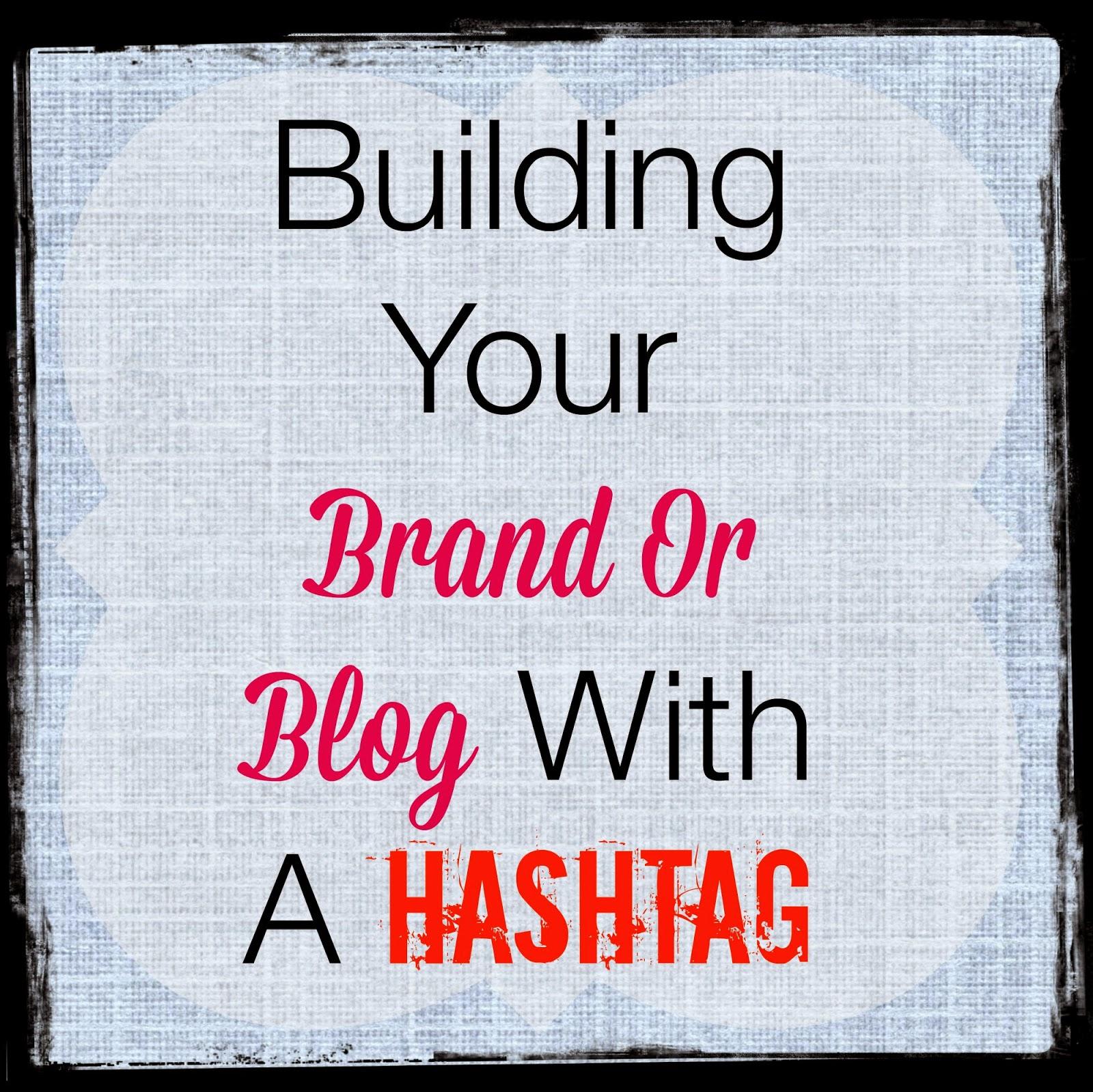 Branding Hashtag Social Media