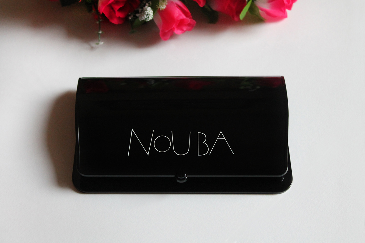 Nouba, make-up palette, eyeshadow, blush, lipgloss