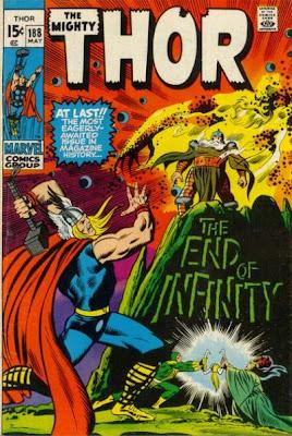 Thor #188, Infinity