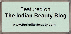 Check out my post on The Indian Beauty Blog