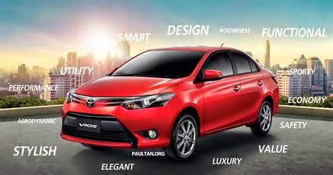 Harga All New Toyota Vios  Per Maret 2014 harga All New Toyota Vios.      Toyota Vios 1. 5S A/T : Rp 238, 8 juta     Toyota Vios 1. 5G A/T : Rp 227, 4 juta     Toyota Vios 1. 5E A/T : Rp 211 juta     Toyota Vios 1. 5E M/T : Rp 199, 7 juta     Toyota Vios 1. 5J A/T : Rp 191, 6 juta     Toyota Vios 1. 5J M/T : Rp 181, 8 juta