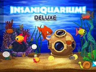 Download Gratis Game Insaniquarium Deluxe