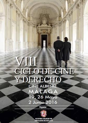 VIII Ciclo de Cine y Derecho
