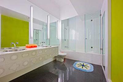 hermoso apartamento colorido