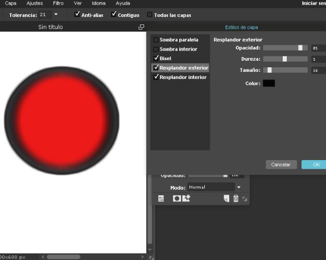 Aprende a crear botones redondos en 3D rápido fácil y gratis