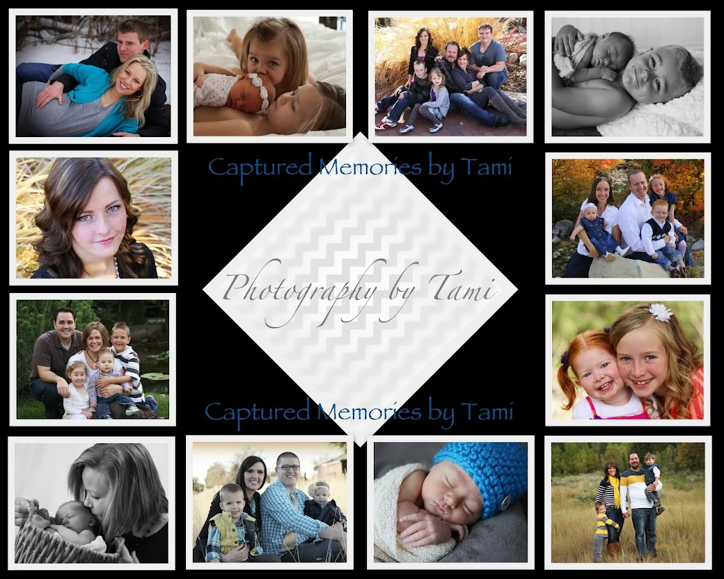 Captured Memories By Tami