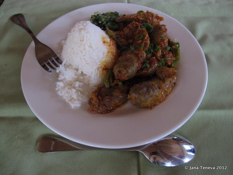 jana around the world: cuisine and food in reunion island/ la