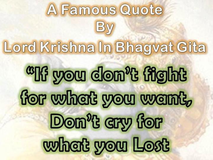 Lord Krishna Quotes http://thinmai.blogspot.com/2012/10/famous-quote-by-lord-krishna.html