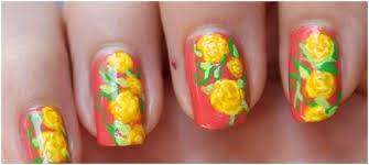 Dicas, imagens e fotos de Unhas com Flores