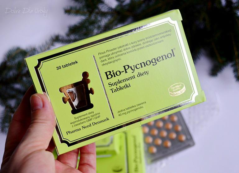 Bio-Pycnogenol z kory francuskiej sosny śródziemnomorskiej Pinus pinaster