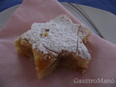 almás pite süti