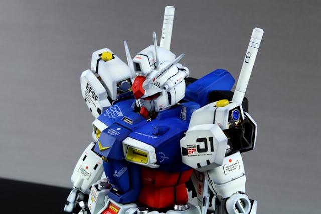 PG GP01 Full Burst