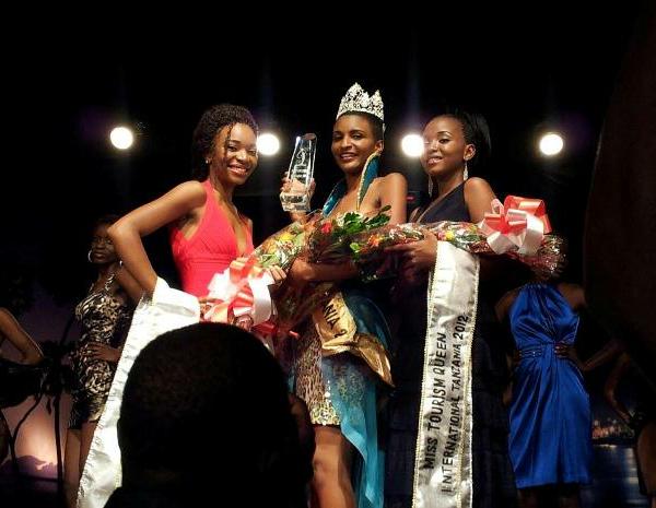 Miss Universe Tanzania 2012 Winfrida Dominic